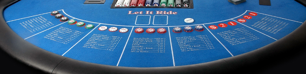 Let It Ride Rentals