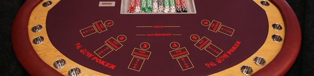 Pai Gow Poker Rentals